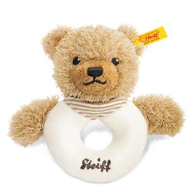 STEIFF泰迪熊 - 嬰幼兒手搖鈴Sleep Well Teddy Bear
