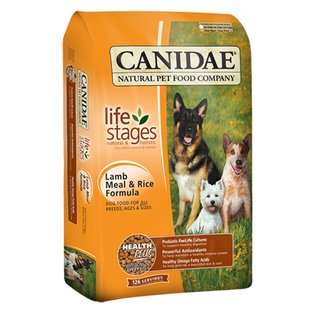 Canidae卡比 低敏 L&R羊肉+紅米蔬菜配方 30磅 X 1包