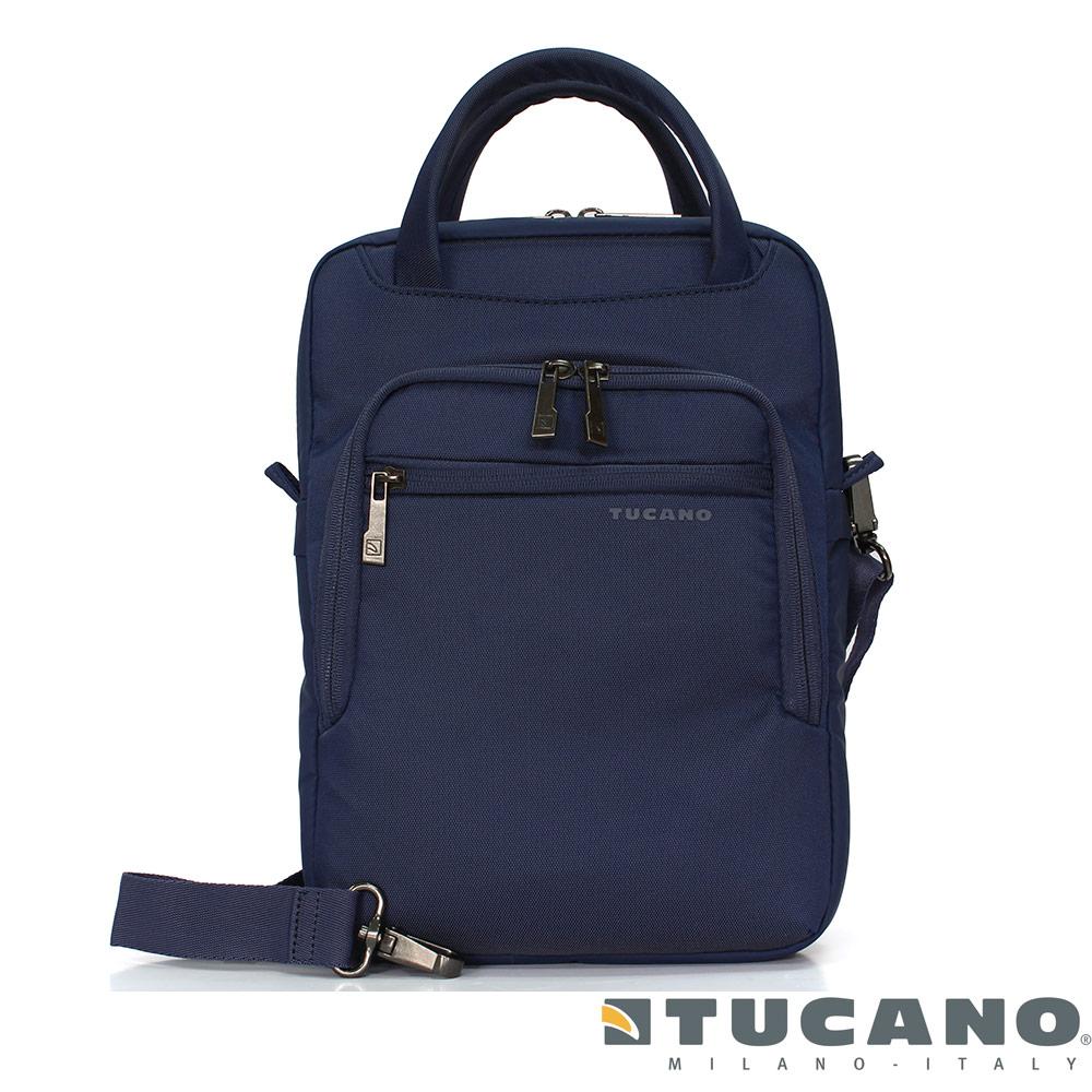 Tucano Work_Out II 11 吋簡潔直立側背包 (藍色)