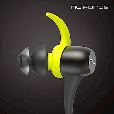 美國NuForce BE Sport3藍牙無線防水運動入耳式耳機(深空黑)