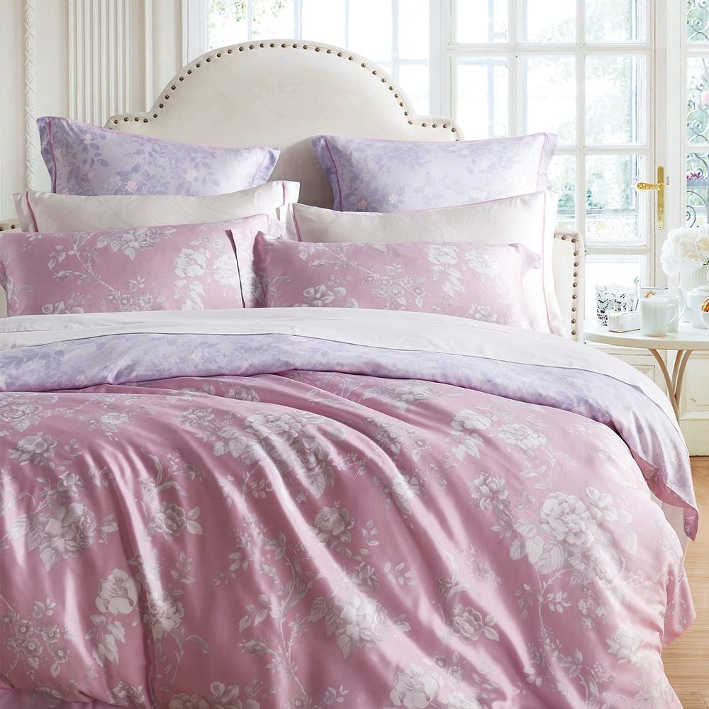 Lily Royal 60支頂級天絲 四件式兩用被床包組 雙人 靜憶蘭香