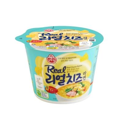 韓國不倒翁 超濃厚起司拉麵(120g)