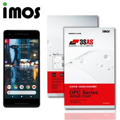 iMos Google Pixel 2 3SAS 疏油疏水 螢幕保護貼