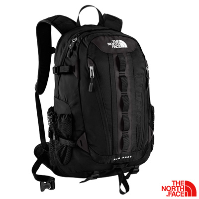 THE NORTH FACE BIG SHOT 17吋電腦背包 黑
