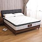 奧蘿拉 冬夏兩用正三線特殊硬式雙人加大6尺彈簧床墊