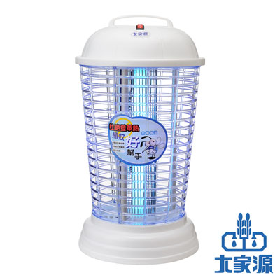 大家源- 10 W捕蚊燈(台灣製造)TCY- 6310 -快速到貨