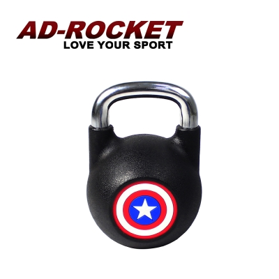 AD-ROCKET 頂級鑄鐵競技壺鈴-16公斤 Kettlebell