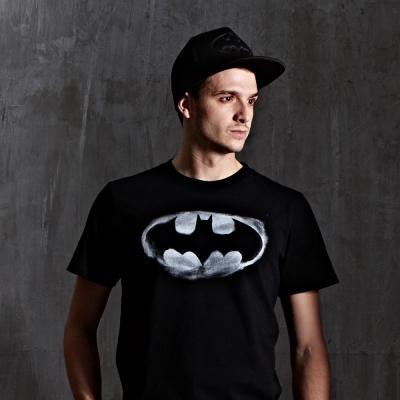 蝙蝠俠壓紋帽-CACO