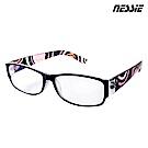 Nessie 尼斯眼鏡 濾藍光眼鏡 時尚經典 普普粉
