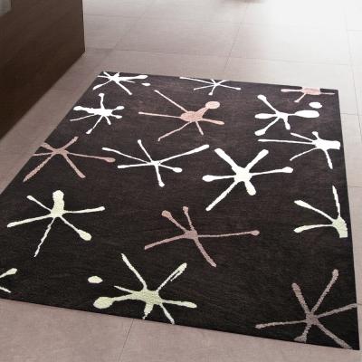 Ambience- Iris 超細纖維長毛地毯 -晶彩(150x220cm)