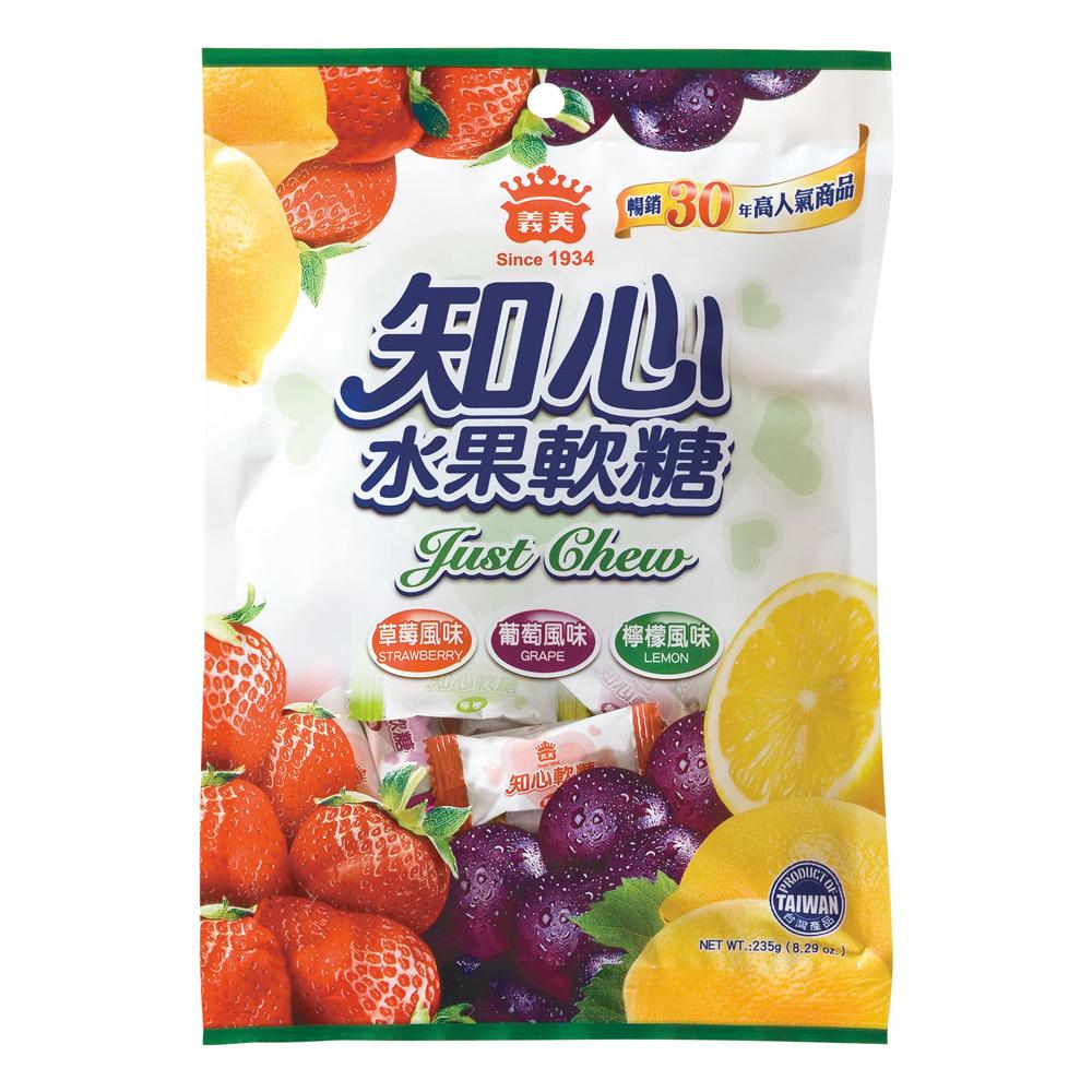 義美 綜合水果知心軟糖(235g)