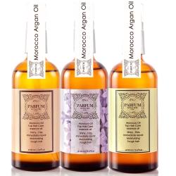 Parfum巴黎帕芬 胜月太摩洛哥堅果油經典香水典藏組