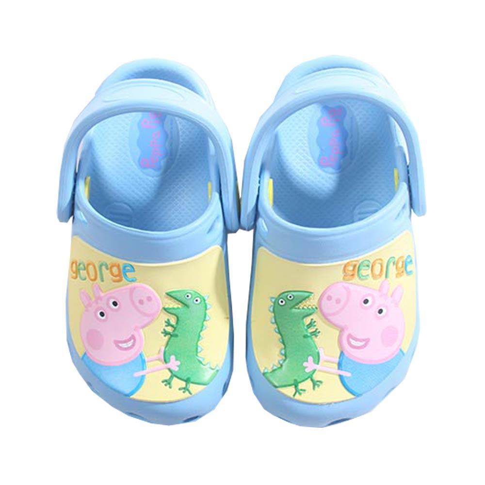 粉紅豬 台灣製-兒童水陸輕便鞋 sh8411
