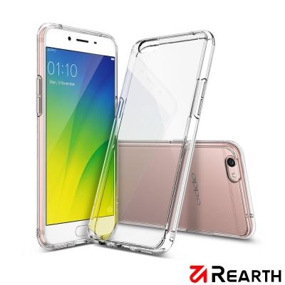 Rearth Oppo R9s Plus (Ringke Fusion) 透明保...