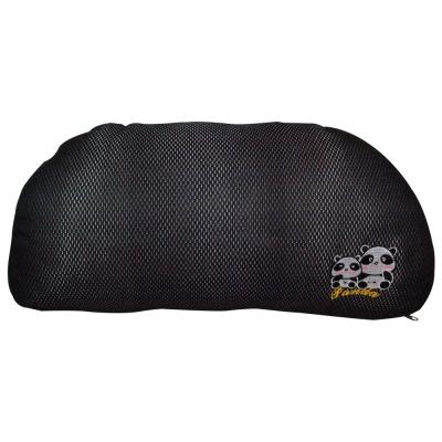 安伯特 竹炭熊貓舒適大頭枕
