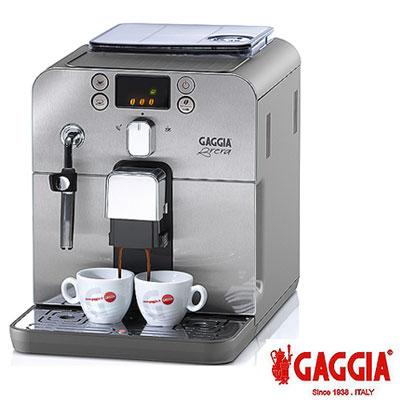 GAGGIA-Brera-全自動咖啡機-銀色-HG7249