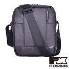 FX CREATIONS WEA系列-直式側背包-黑-WEA69730-01