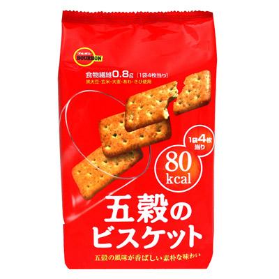 北日本 五穀煎餅(140.8g)