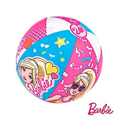 凡太奇 Barbie 芭比娃娃充氣沙灘球 93201 - 速