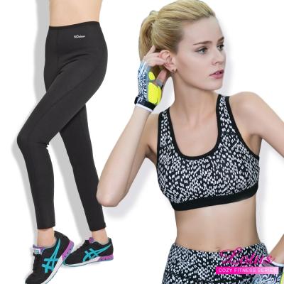 運動褲 極限機能飆汗運動內衣壓力褲組(M-XL) LOTUS 快速到貨