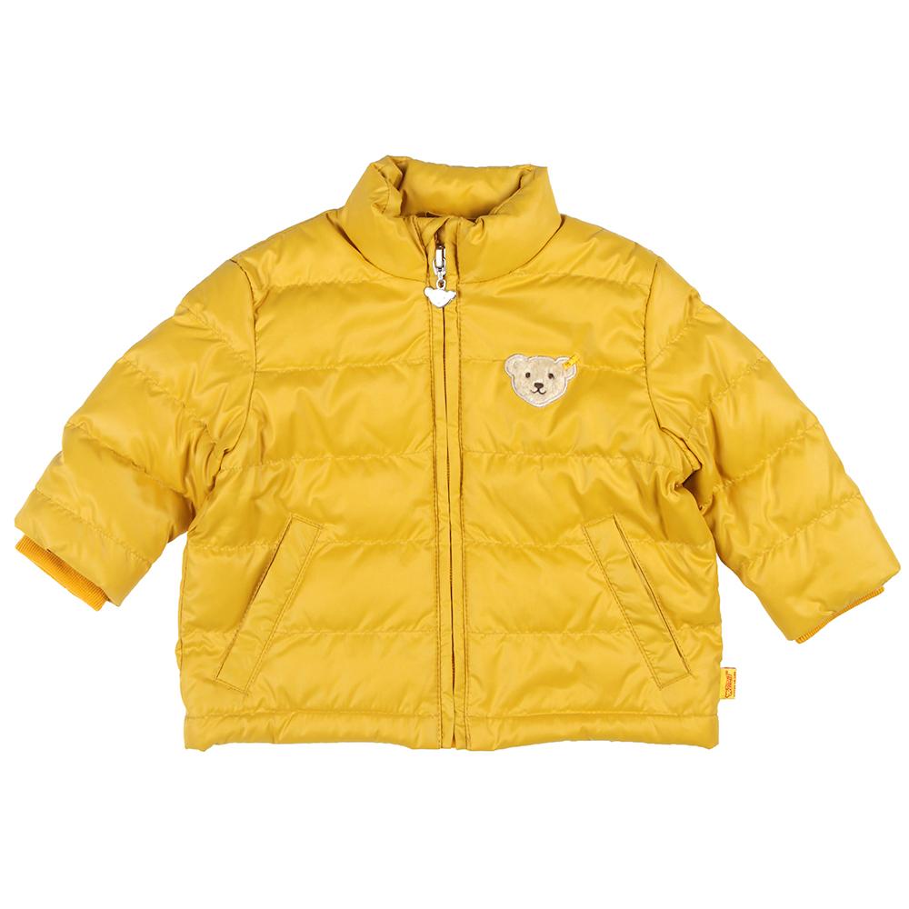 STEIFF德國精品童裝 - 防風羽絨外套 黃 (外套)
