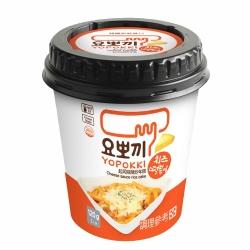 Yopokki 起司味辣炒年糕(120g)
