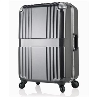日本 LEGEND WALKER 6020-62-26吋 鋁框輕量行李箱 碳纖黑