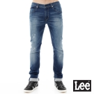 Lee 牛仔褲 706低腰合身窄管牛仔褲/UR-男款
