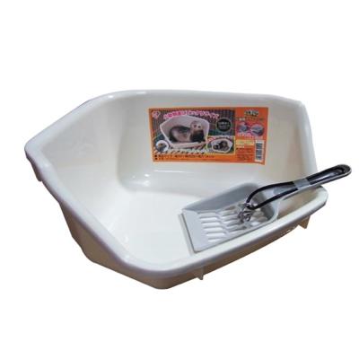 日本IRIS 小動物防噴尿兔便盆(FG-330)