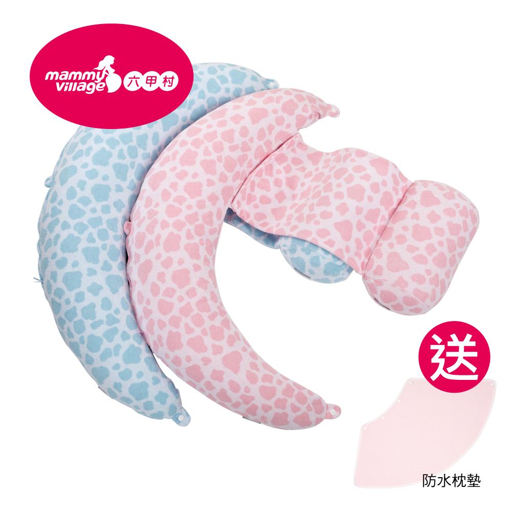 六甲村3in1哺乳機能枕