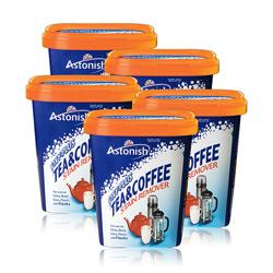 Astonish英國潔 速效去污茶漬去垢霸5罐(350gx5)