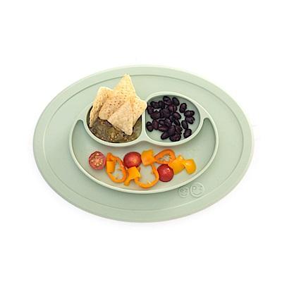 美國EZPZ Mini Mat快樂防滑餐盤- 抹茶綠(迷你版)