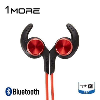 1MORE iBFree 防水運動藍牙耳機 (紅)