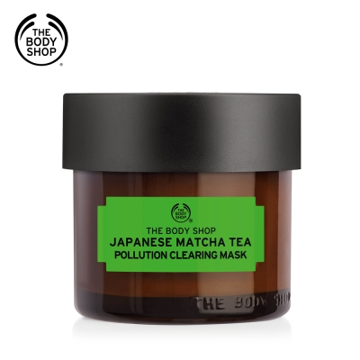 The Body Shop 日本抹茶防護抗老面膜75ML