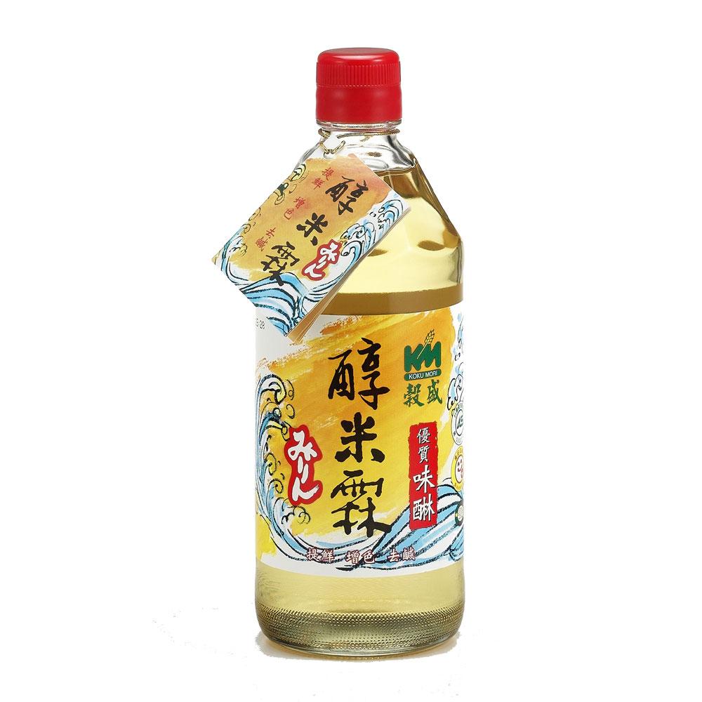 穀盛 醇米霖(500ml)