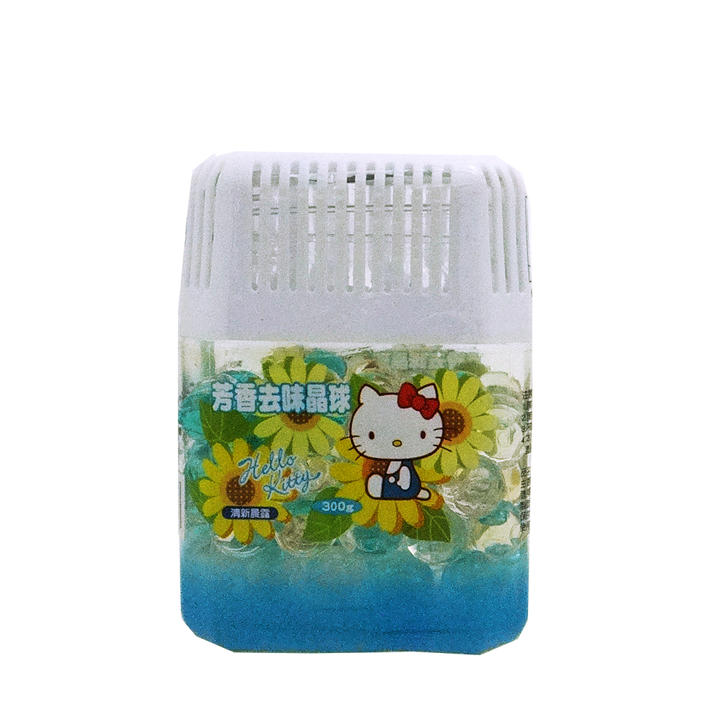 Hello Kitty芳香去味晶球清新晨露300g瓶