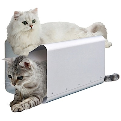 Marukan 貓咪兩用鋁製涼墊【CT-407】