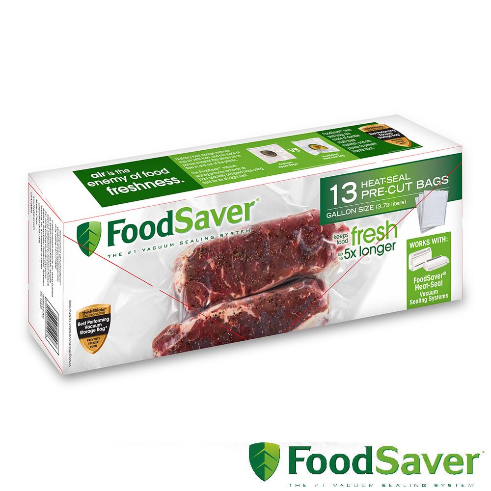 美國FoodSaver-真空袋13入裝(3.79L) @ Y!購物