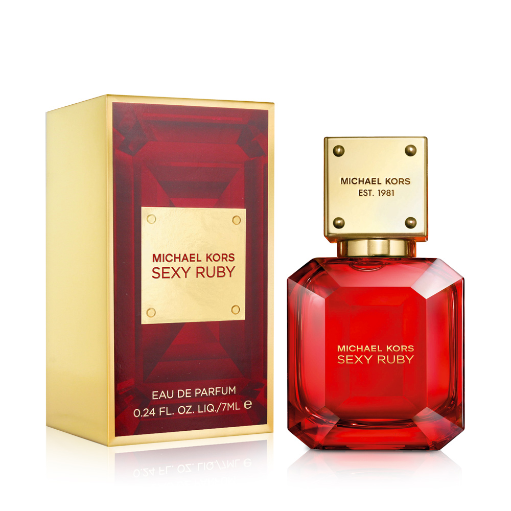 MICHAEL KORS RUBY女伶淡香精小香7ml