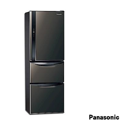 Panasonic國際牌 385L 1級變頻3門電冰箱 NR-C389HV