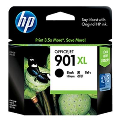 HP CC654AA #901XL 黑色高容量原廠墨水匣