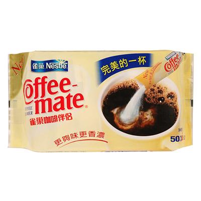 《雀巢》三花咖啡伴侶盒裝 (5g x 50入)