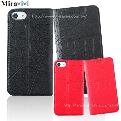 MARVEL漫威iPhone 6/6s Plus共用蜘蛛人經典版壓印皮