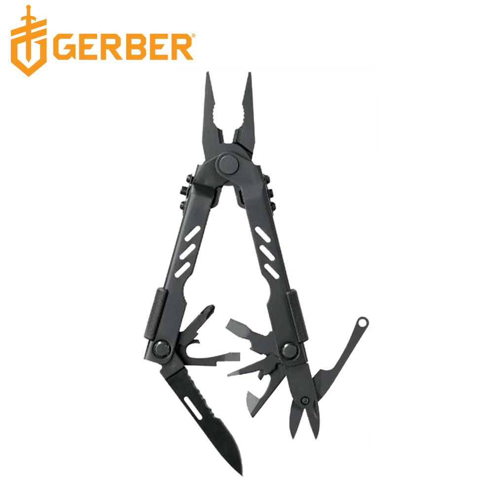 Gerber MP400 掌中型多功能工具鉗-黑色
