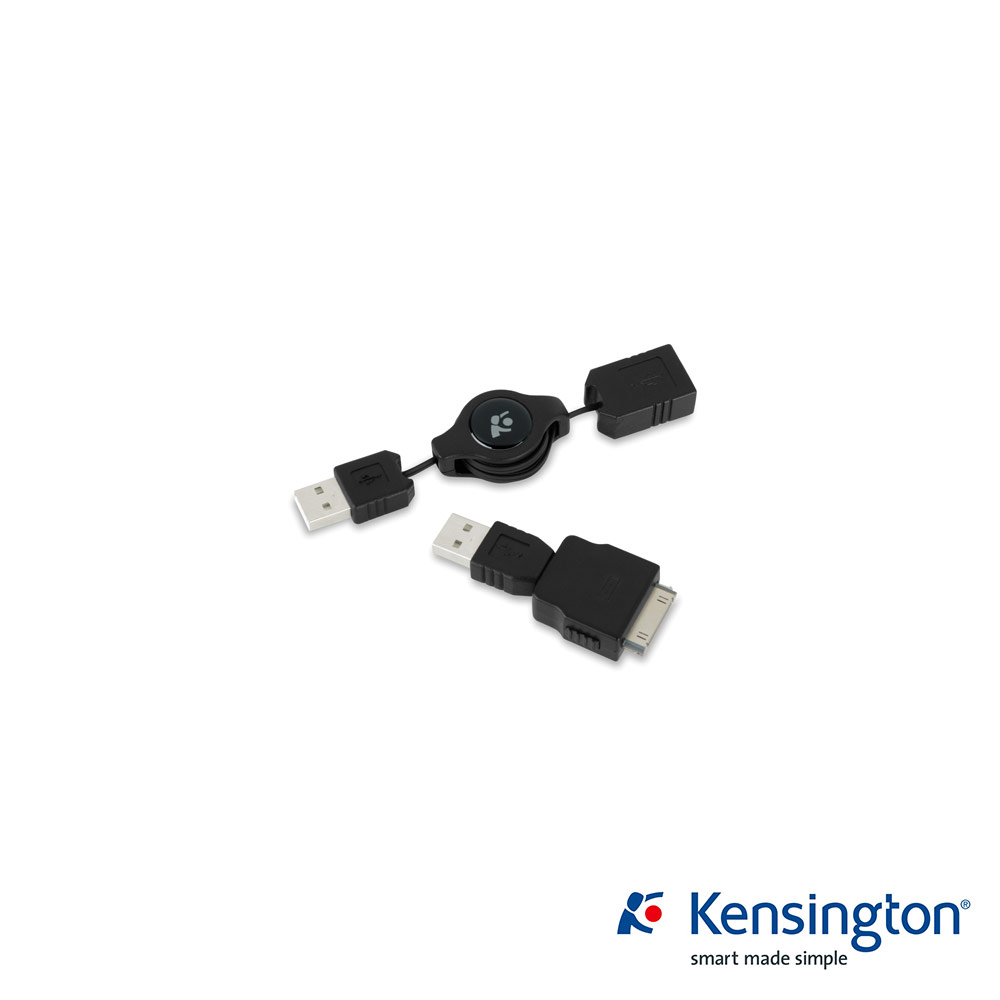 Kensington USB 供電接頭 (iPod/iPhone)
