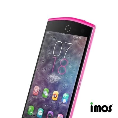 iMos-美圖手機2-(1+1)滿版+開孔雙片組 超疏水疏油保護貼