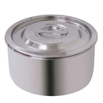 【三零四嚴選】不鏽鋼極厚調理鍋(18cm)