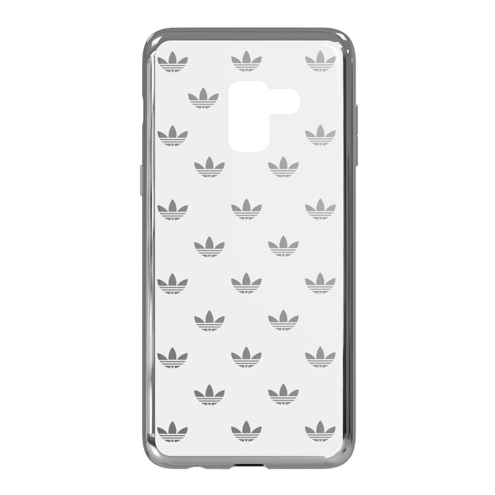 SAMSUNG Galaxy A8+ adidas logo 背蓋