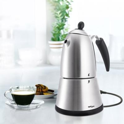 日本NICOH 電摩卡咖啡壺2~4杯