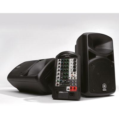YAMAHA STAGEPAS400i 行動式音響組